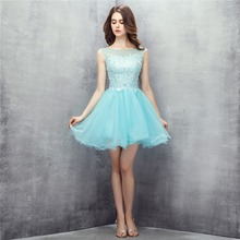5631a0d236 Buy light blue cocktail dress and get free shipping on AliExpress.com