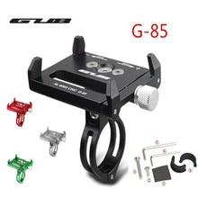 GUB bike moiblephone holder G85 mount bracket smartphone aluminum tight metal MTB bicycle for samsung huawei