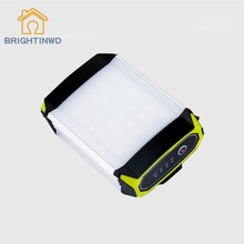 USB Port Camping Lantern Light Flasher Mobile Power Bank 30 LED Flashlight  Camping Tent Light Outdoor Portable Hanging Lamp