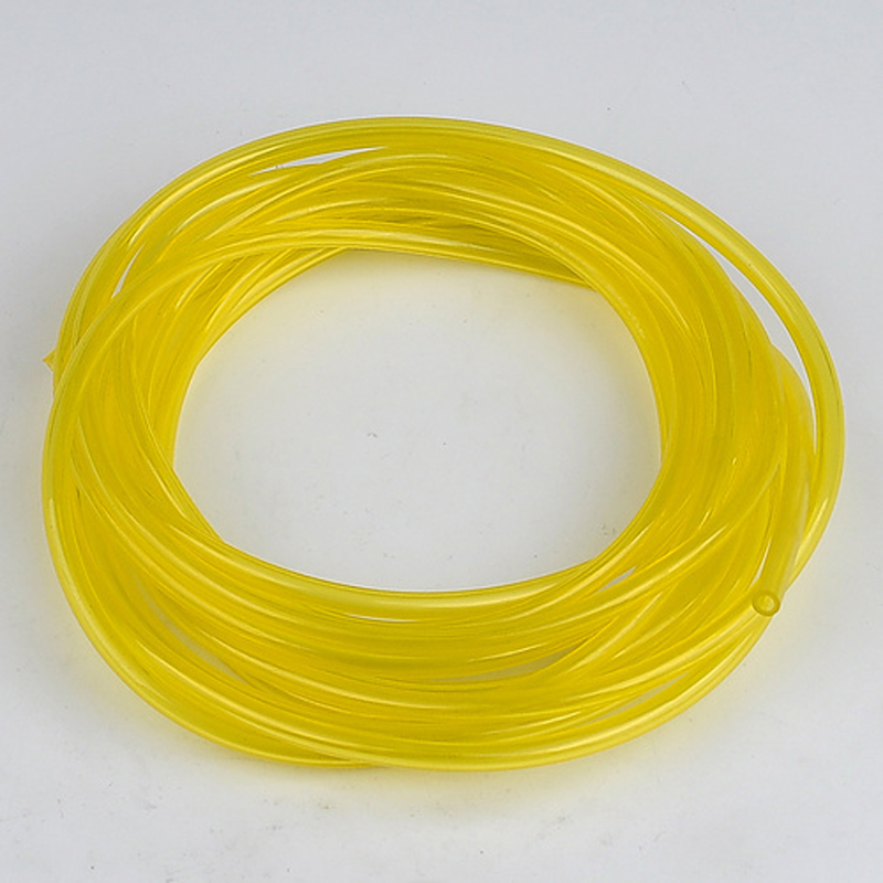 NEW YELLOW TYGON FUEL LINE I.D 3/32 x O.D 3/16 /2.5mm x5mm 20FT /6M FOR CHAINSAW TRIMMERS BLOWERS BRUSHCUTTER GAS ENGINE