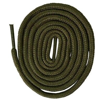 200 см очень длинные круглые шнурки Шнуры Веревки для ботинок martin спортивная обувь - Цвет: 26 army green