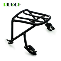 Solo Detachable Luggage Rack For Harley Davidson Sportster XL1200 XL883 1200 Nightster Iron 883 2004 2018 Forty Eight 2016