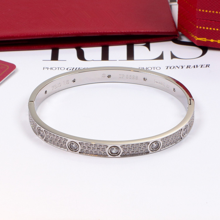 New Brand stainless steel love bracelet exquisite carter love'r bracelet silver rose couple cuff no screwdriver Bracelet быков дмитрий львович советская литература расширенный курс