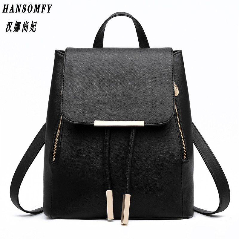 100% Genuine leather Women backpack 2019 New wave of female Korean student fashion casual backpack shoulder bag100% Genuine leather Women backpack 2019 New wave of female Korean student fashion casual backpack shoulder bag