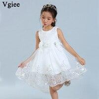 Vgiee Girls Kids Christmas Princess Dresses Party Weddings Girls Clothing Dress for Girls 10 To 12 Years Sleeveless CC114