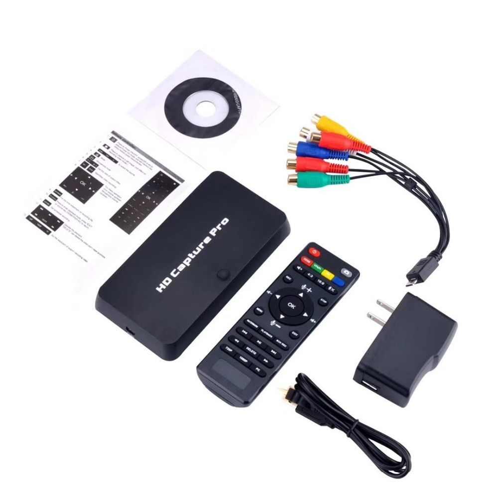 Ezcap 295 GDCP decoder OBS Live HD Video Capture Pro HDMI 1080P Recorder  USB Playback Capture Cards For Xbox 360 PS4 Set-Top Box
