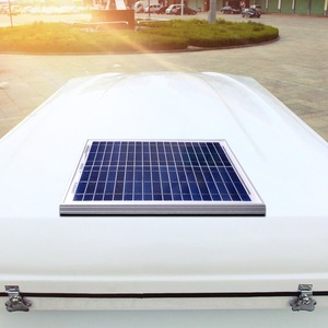 Image 5 - DOKIO Panel Solar pequeño de 18 voltios, 12V, 20 vatios, conjuntos de paneles resistentes al agua de China, célula/módulo/sistema/hogar/Barco, control de 10A 12/24V