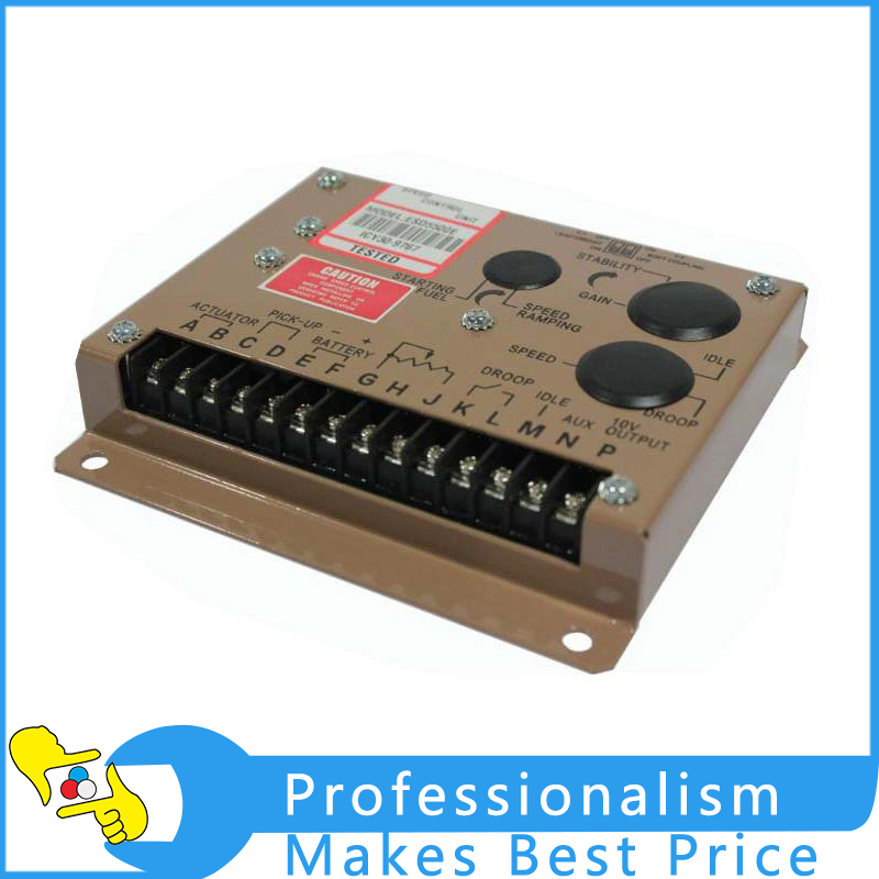 ESD5500E Electronic Engine Speed Controller Generator Genset Parts dse702 as genset controller electronic auto start controller module generator