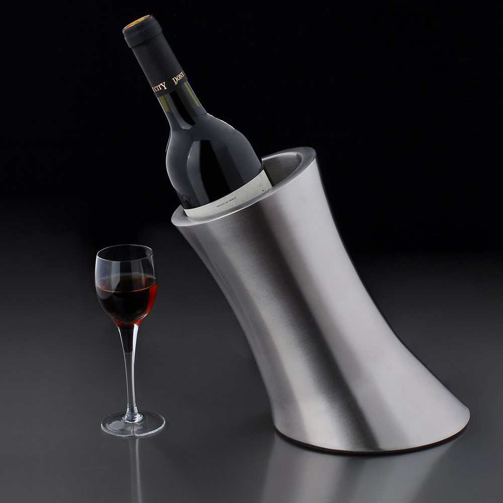 aliexpresscom  buy  high quality stainless steel wall wine  - aliexpresscom  buy  high quality stainless steel wall wine icecoolers bucket chiller bucketwine cooler free shipping from reliable bucketcar