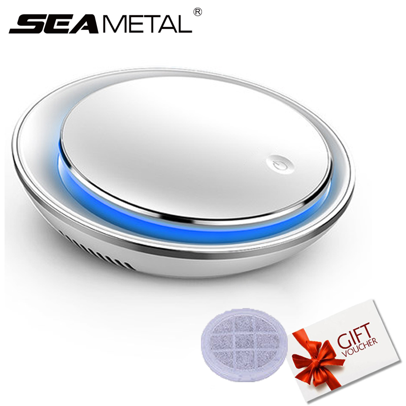 Car Air Perfume Diffuser Freshener Purifier USB Portable LED RGB Light Filter Mini Cleaner Aroma Car-styling In Auto Accessories