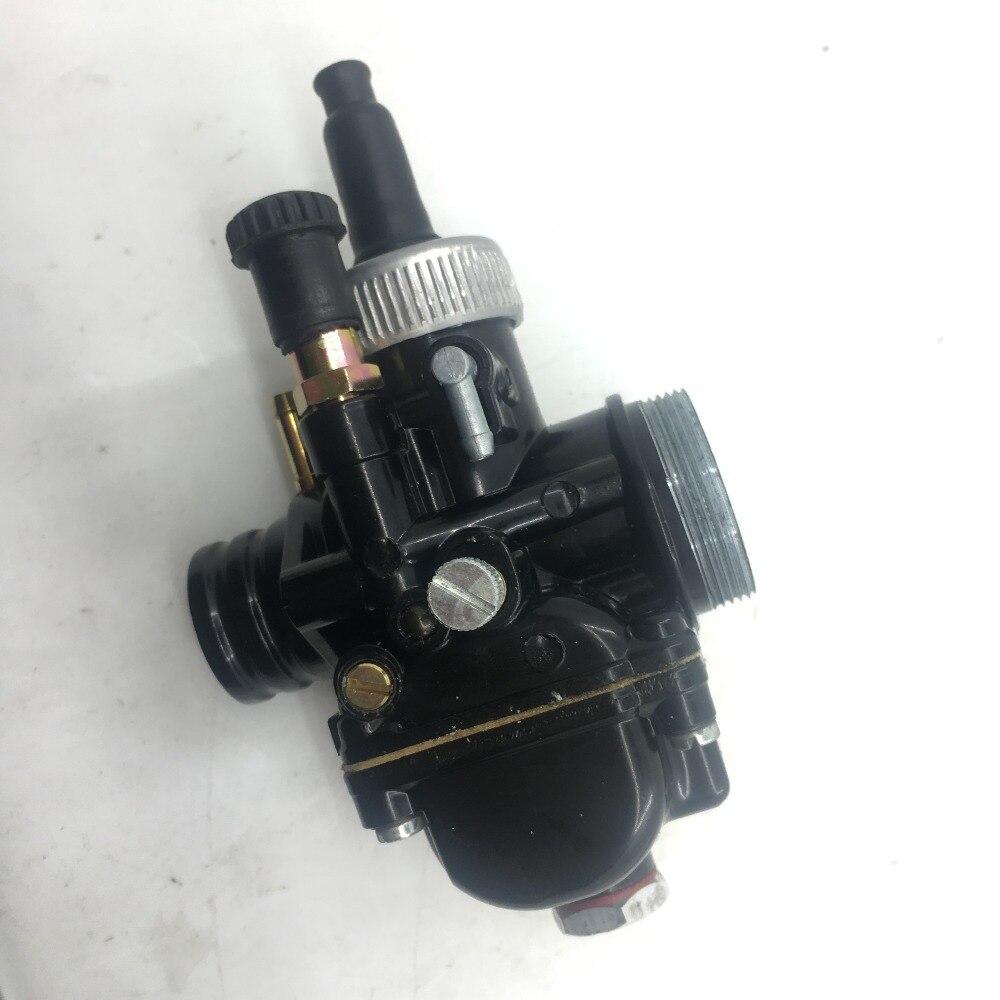 Carburateur de course SherryBerg adapté pour PHBG 21 phbg21 DS noir 21mm carburateur de course Carb Dellorto manuel starter mopes scooter