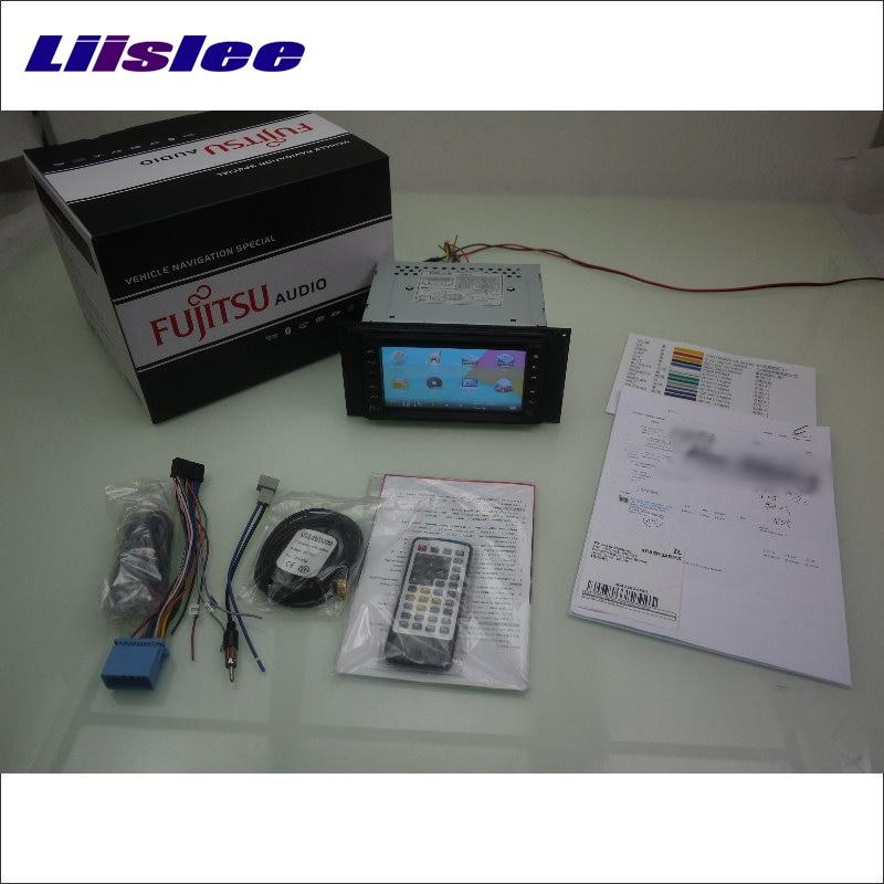 Suzuki Liana üçün Liislee 2005 ~ 2010 Radio CD DVD Pleyer və GPS - Avtomobil elektronikası - Fotoqrafiya 3