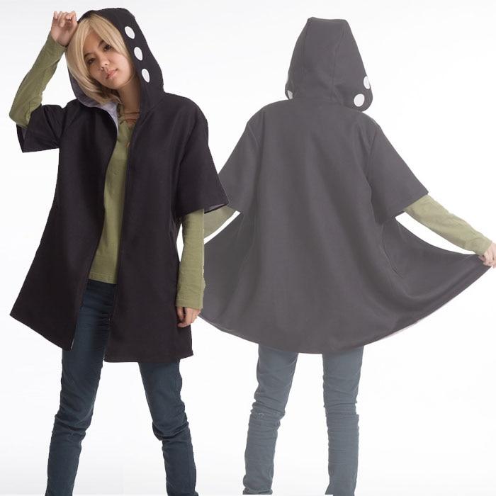 Kagerou Project hoodie Mekaku City Actors Hoodie Cloak Cosplay Costumes Unisex Fashion Music coat