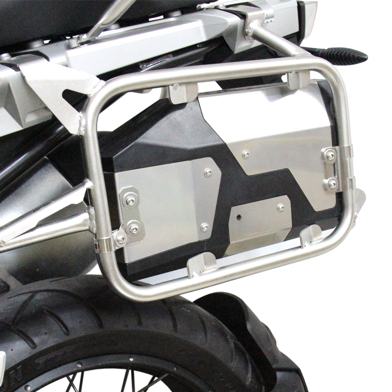 For BMW R1200GS LC ADV Adventure 04-17 R1200GS R1200GS Decorative Aluminum Box Toolbox Suitable for BMW side bracket 4.2 LitersFor BMW R1200GS LC ADV Adventure 04-17 R1200GS R1200GS Decorative Aluminum Box Toolbox Suitable for BMW side bracket 4.2 Liters