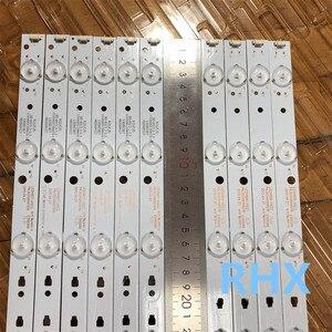 Image 1 - 10 stück FÜR Led hintergrundbeleuchtung Für Hai er LE48F3000W Licht Bar LED48D7 ZC14 01 LED48D8 ZC14 01