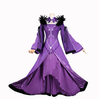 Fate Grand Order Caster Scathach Cosplay Costume Skadi FGO Cosplay Halloween Carnival Party Costumes Women Customizable