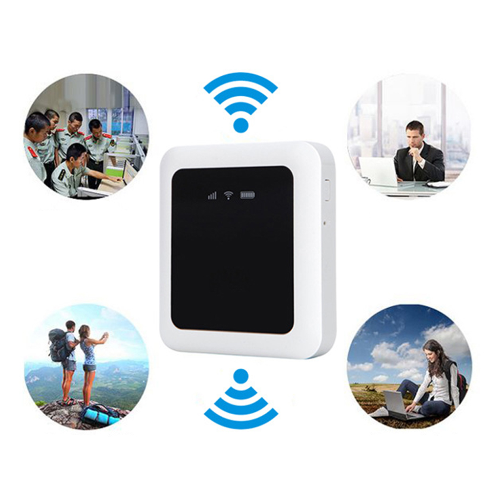 Wireless Router FDD B1/B3 Portable 4G LTE Unlocked SIM Card Travel Network UniversalWireless Router FDD B1/B3 Portable 4G LTE Unlocked SIM Card Travel Network Universal