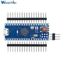 Module de carte d'extension 5V 16Mhz, KIT de bricolage Micro USB, connexion ICSP Compatible pour UNO R3 Nano pour Arduino Replace Pro
