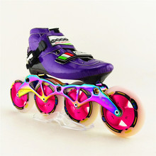 High Quality Professional Speed Skating Shoes Adults Roller Skate Child Inline Patins Roller Skate Outdoor Sports