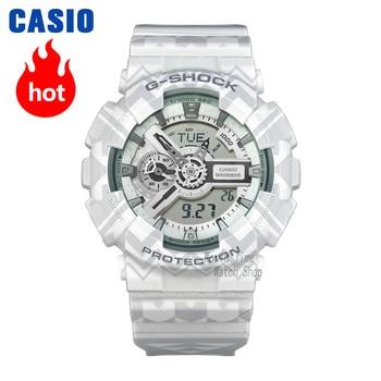 a4c1fbda98c2 Reloj Casio G-SHOCK de los hombres de cuarzo reloj deportivo impermeable g  shock reloj GA-100CM-5A