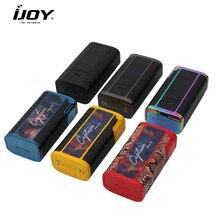 Оригинальная электронная сигарета IJOY Captain PD270 Vape, 20700 Вт, NI/TI/SS TC, вейп с аккумулятором, новый цвет
