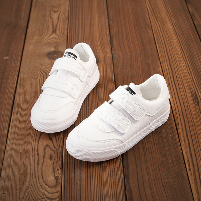 2019 spring and summer new childrens sports shoes boys and girls small whiteboard shoes fashion casual2019 spring and summer new childrens sports shoes boys and girls small whiteboard shoes fashion casual