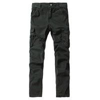 Men S Casual Cargo Pants Army Tactical Pants Military Brand Clothing SWAT Combat Pants Hip Hop