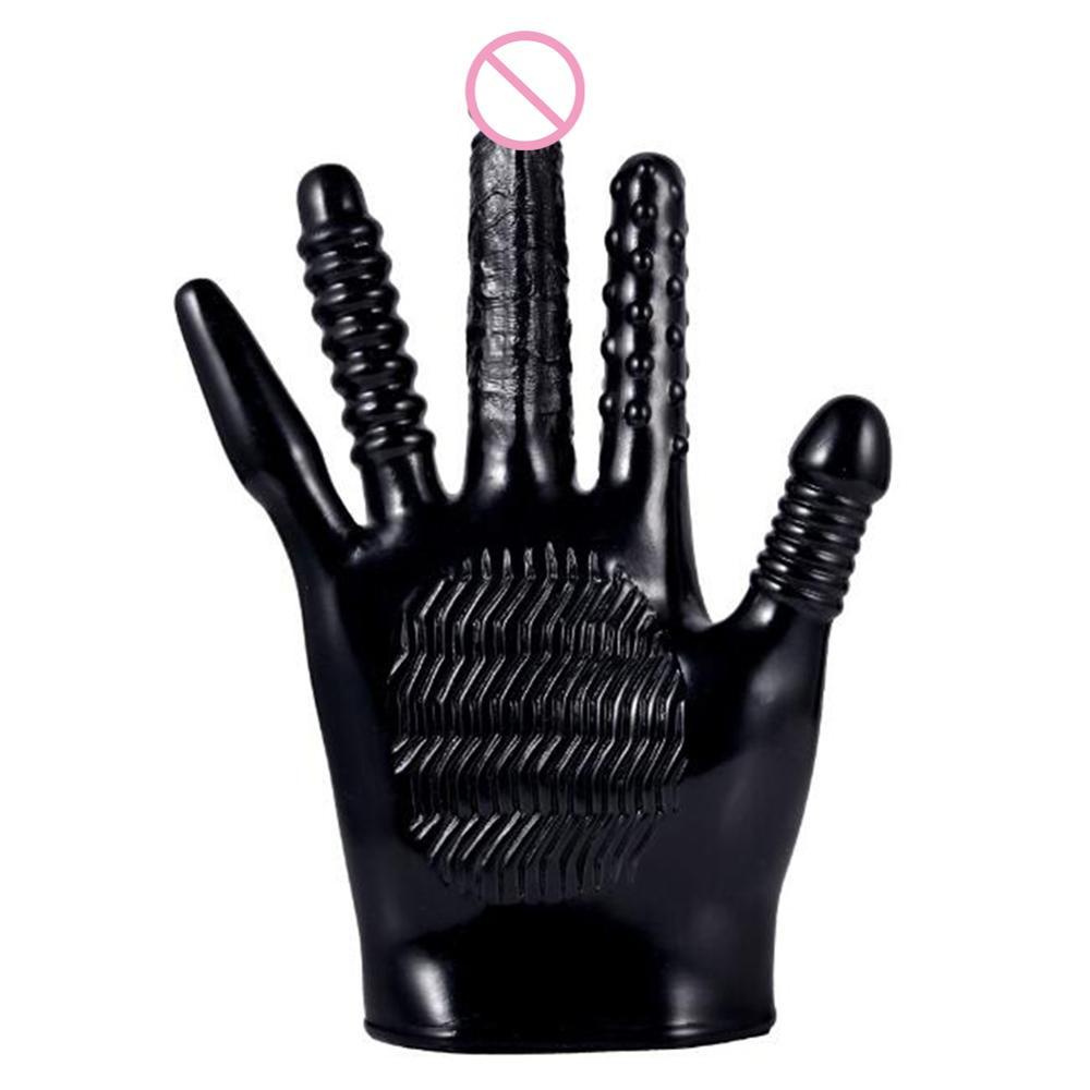 PERSONAGE Adult Sex Love Massage Magic Vibrating Gloves for Party Couples قضيب صناعي мужской возбудитель фаллоимитатор