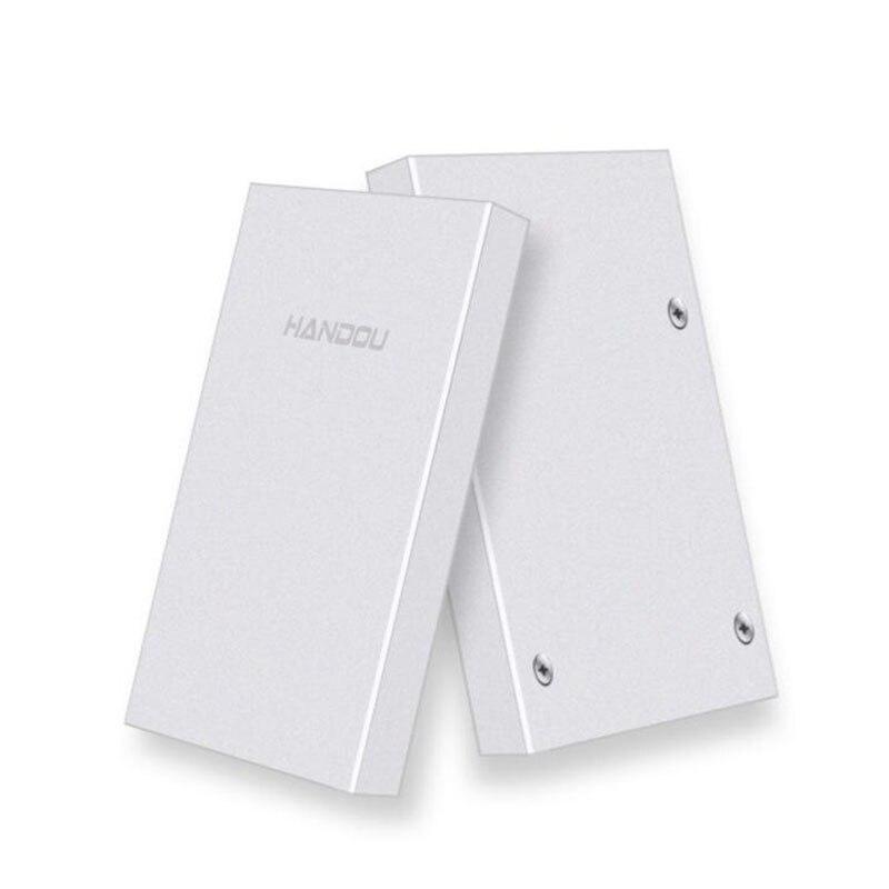 Free shipping Metal mobile hard disk box USB3 0 hard disk box 2 5 inch notebook