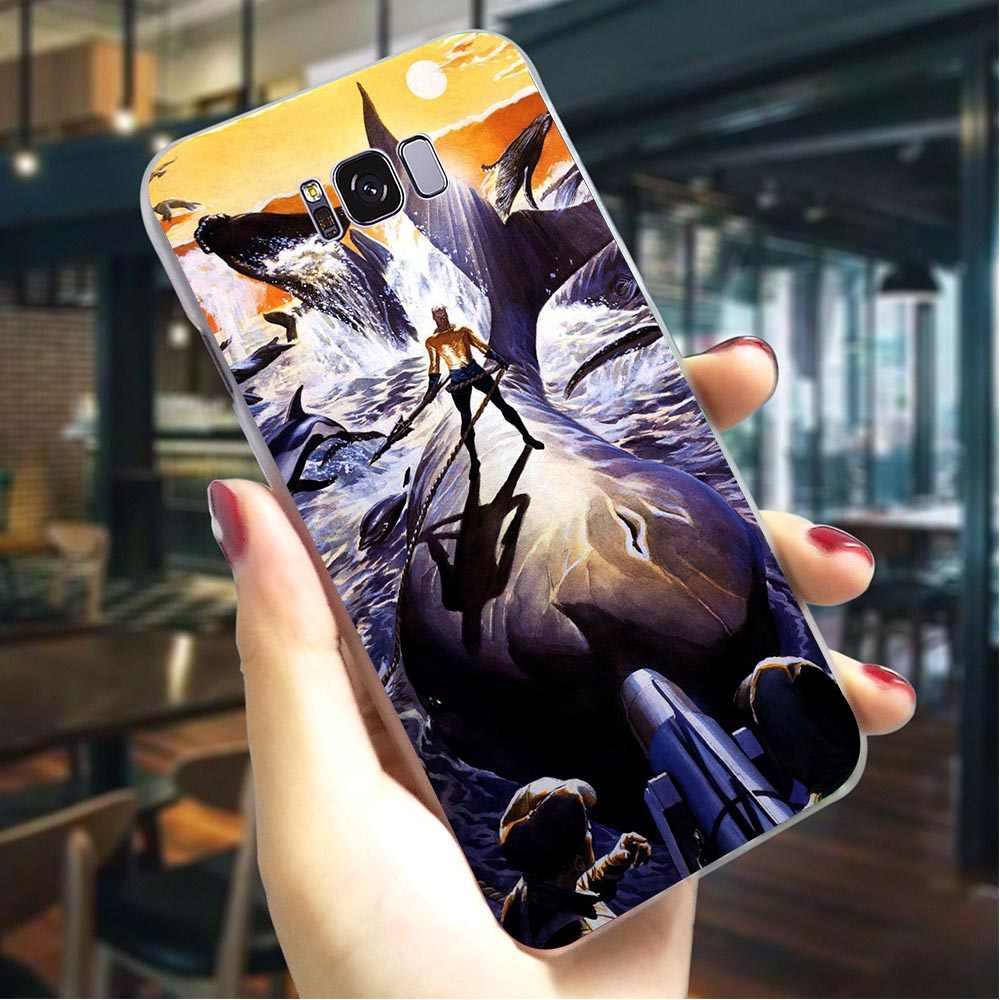 Аквамэн крутые морские жесткий чехол для Samsung Galaxy A3 2017 чехол для A5 2016 A6 2015 A7 2018 A8 плюс A9 A10 A20 A30 A40 A50 A70