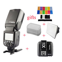 Godox TT685S 2.4G HSS TTL II GN60 Camera Flash + X1T-S Wireless Trigger for Sony A7 II A7R II A7S II A6300
