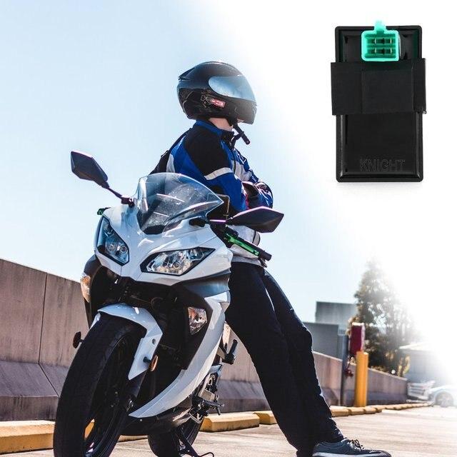 4 핀 프롱 dc cdi 레브 박스 점화 125cc 150cc 200cc 250cc 300cc atv 스쿠터 고 카트 새로운 DH-FB-051