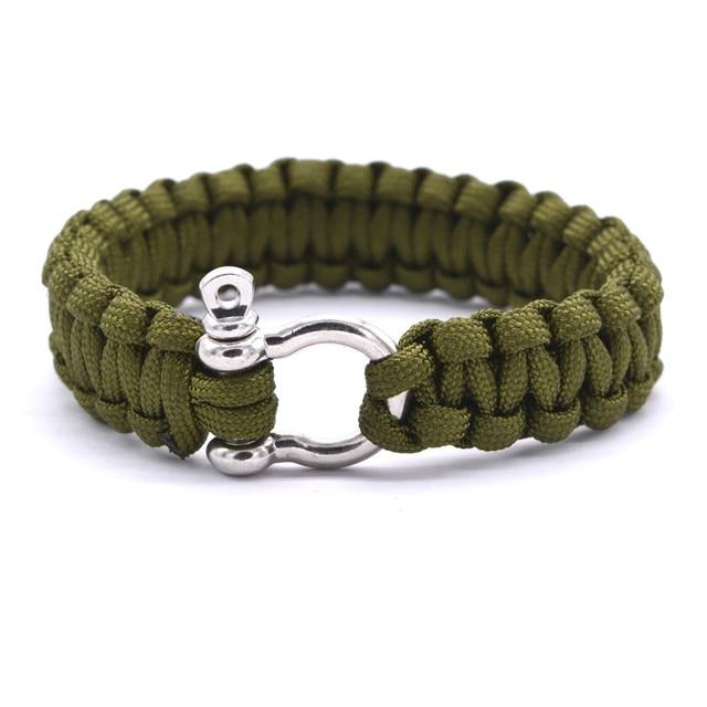 Livvy 2017 Field Army Men S Sports And Leisure Bracelet Ultimate Challenge Friendship Bracelets