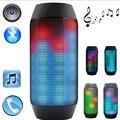 Música Blutooth Som Bleutooth Mini Portátil Sem Fio Bluetooth Speaker Levou Para O Telefone Do Computador Rádio Fm Caixa de Som Jogador Hoparlor