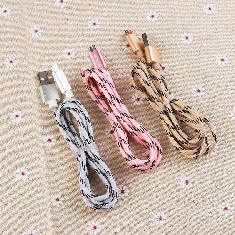Cable micro USB SUPTEC, cable de cargador de teléfono móvil con - Accesorios y repuestos para celulares - foto 5