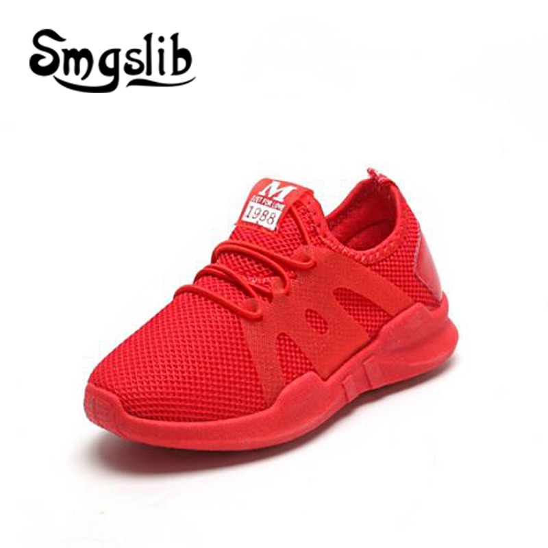 Kids Shoes Girls Boys Sport Shoe Sneakers 2018 Spring Autumn Knitted Fabric Breathable Running Shoes Mesh Casual Kids SneakersKids Shoes Girls Boys Sport Shoe Sneakers 2018 Spring Autumn Knitted Fabric Breathable Running Shoes Mesh Casual Kids Sneakers