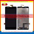 """High Quality 5.0"""" For ZTE Blade HN V993W L3 Plus Full Lcd Display Touch Screen Digitizer Panel Assembly Complete Black+Tracking"""