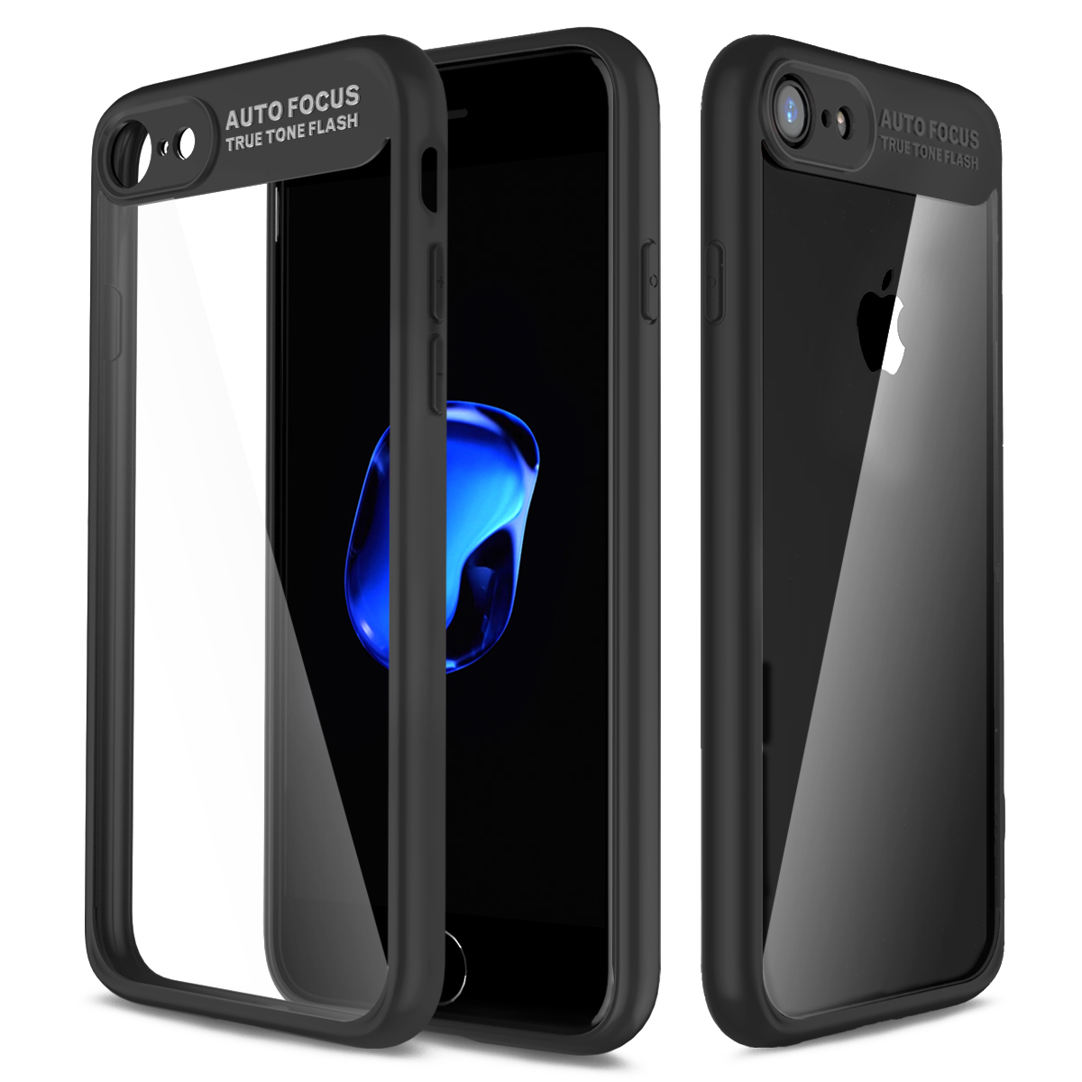 Case for iPhone 7/7 Plus ROCK Ultra Slim Transparent PC ...