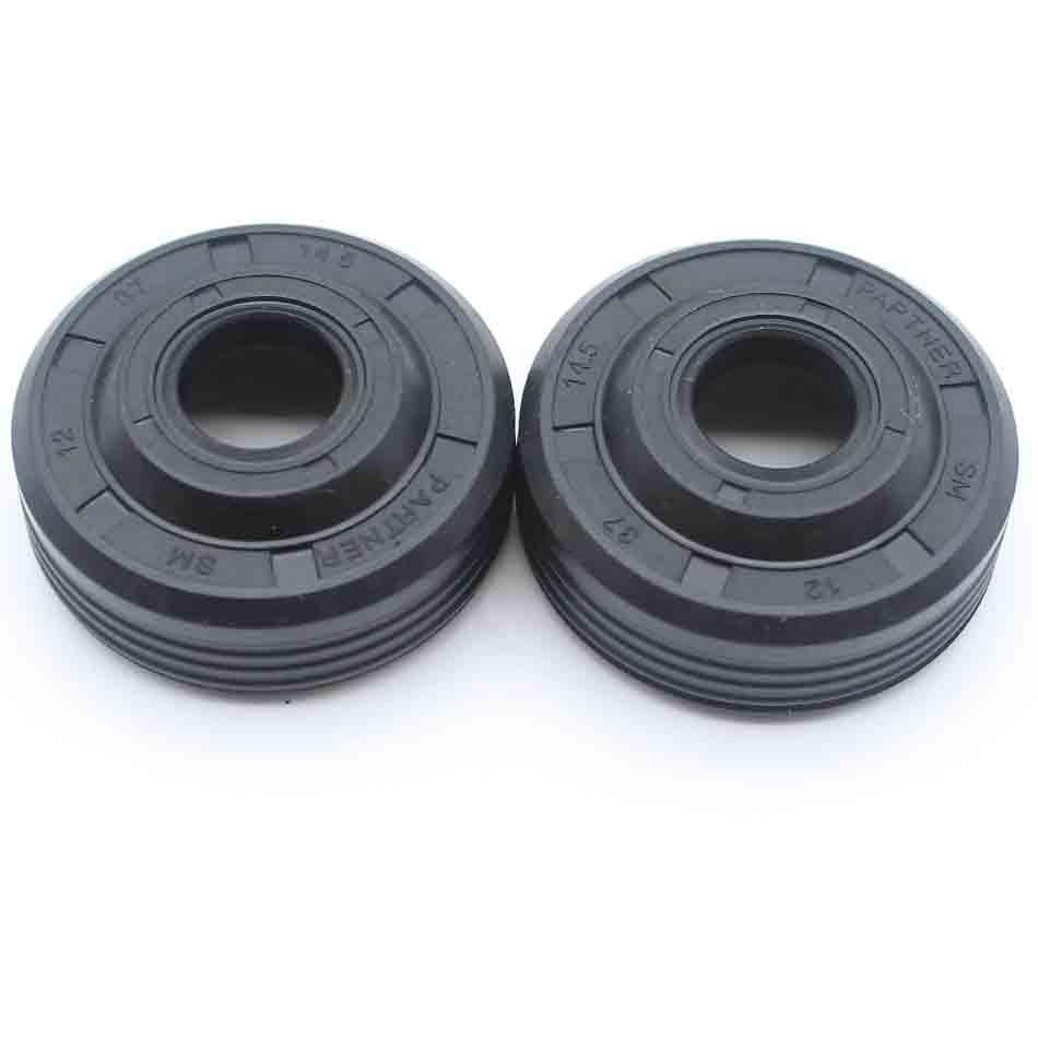 2Pcs/lot Crankshaft Crank Oil Seal Seals For HUSQVARNA 142 137 136 141 41 36 235 236 240 Chainsaw Parts