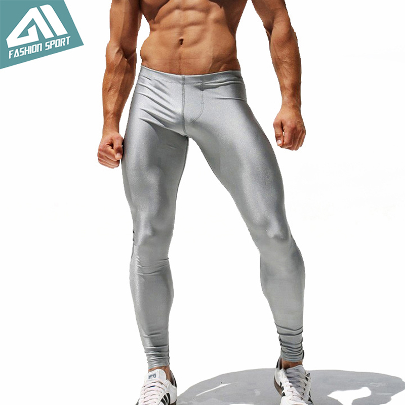 Aimpact Skinny Men Sport Pants Athletic Slim Fitted Running Men s Pants Gym Tight  Sweatpants AQ15-in Running Pants from Sports   Entertainment on ... 00bf51d39715