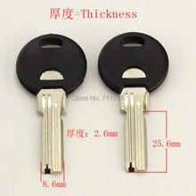 B088 дом двери пустые заготовки ключей слесарные принадлежности болванки ключей 20 шт./лот