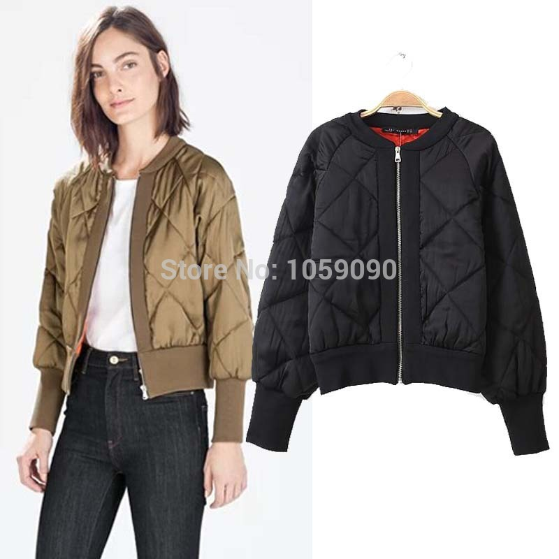 Aliexpress.com : Buy Fashion 2016 ZR Womens New Winter Olive Green ...