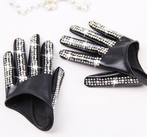 Women's Half Palm Gloves...