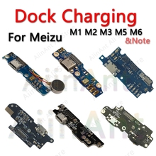 Original Charger Board PCB Flex For Meizu M1 M2 M3 M3s M5 M5s M6 Note Mini U10 U