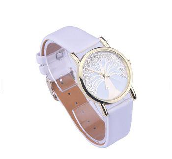 Árvore Da Vida Pulseira de Relógio Das Mulheres Relógio de Pulso de moda Senhoras Relógio Relógio de Quartzo Reloj Mujer Relogio feminino