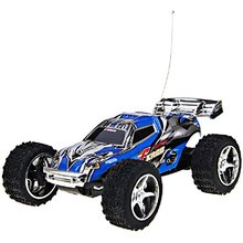 WLtoys 2019 Updated L929 1 32 2 4G 4CH RC Racing Car Radio Remote Control LED