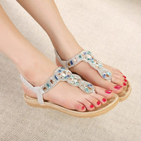 Ladies Women Sandals 2016 New Fashion Summer Beach Sexy Stylish Slippers Sandals