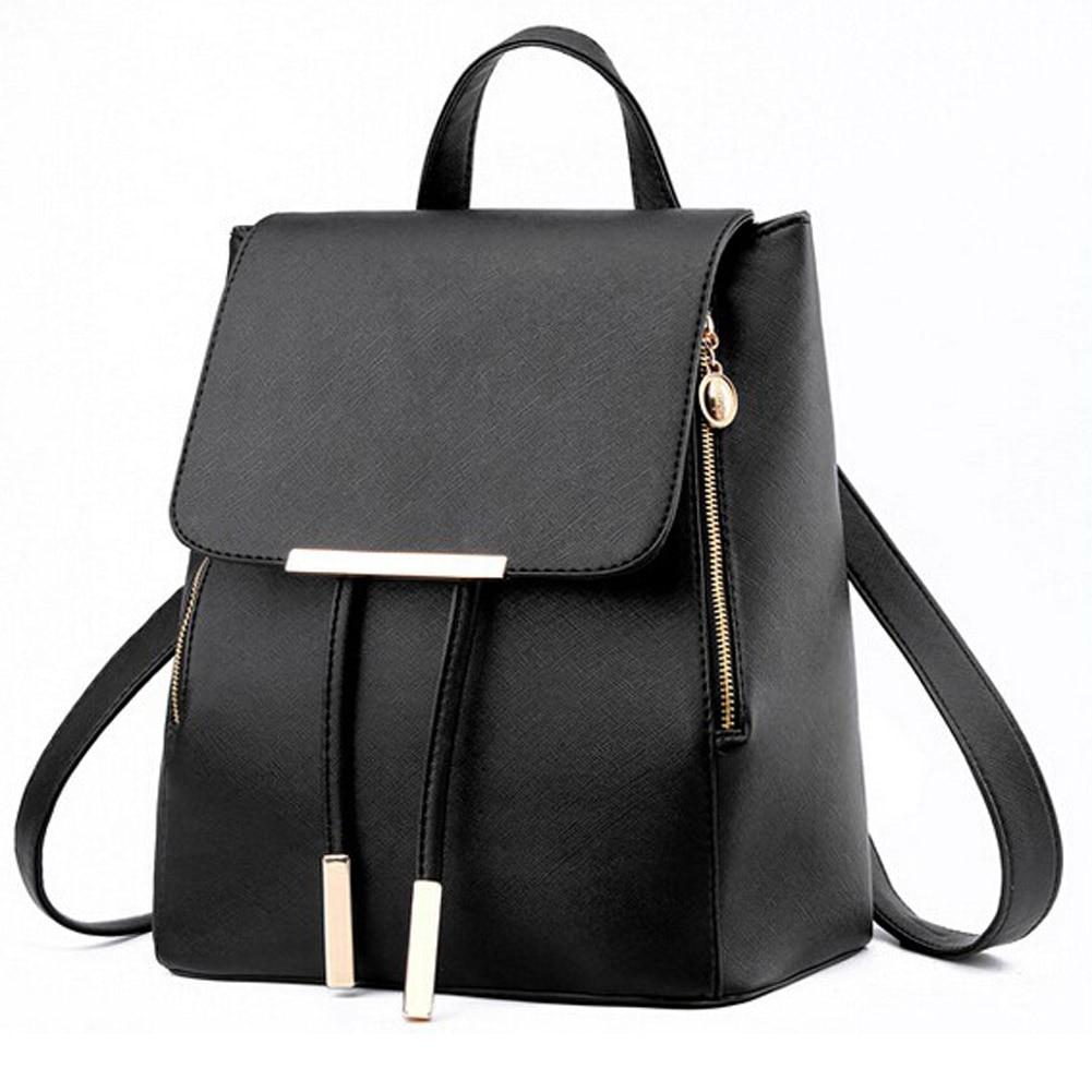 f4b392989de1 Popular Fashion Backpack Women-Buy Cheap Fashion Backpack Women ... Fashion  Backpack Women Leather Backpack Schoolbag Rucksacks Mochilas for Travel  Shoulder ...