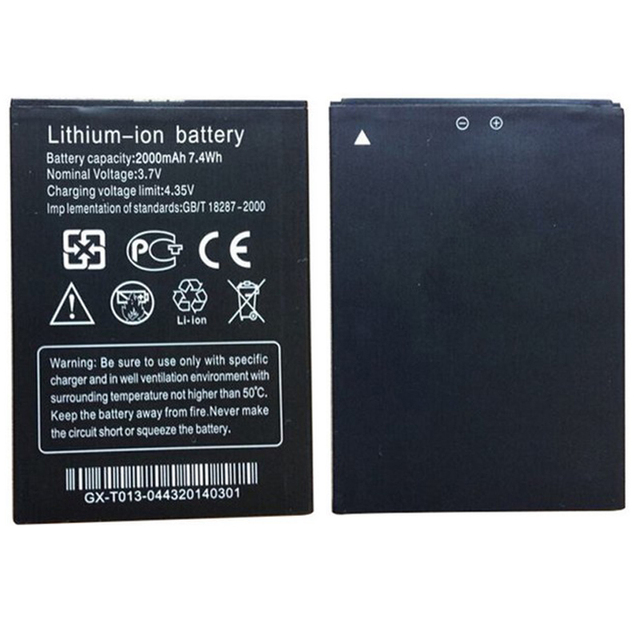 New Original W200 Battery For THL W200 W200S W200C High Quality Android Phone Rechargeable Batteria Li-ion Batteries