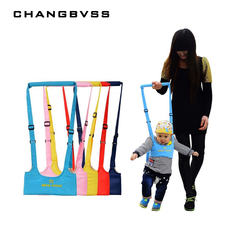 New Arrival Baby Walker,Baby Harness Assistant Toddler Leash for Kids Learning Walking Baby Belt Child Safety Harness Assistant yourhope baby toddler harness safety learning walking assistant pink